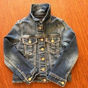 Gap Girls 4T Denim Jacket